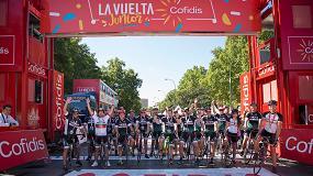 Foto de Hansgrohe vive en directo el final de La Vuelta a España 2017
