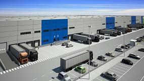 Picture of Inbisa inicia la construcción de un gran centro logístico de 38.000 m² en San Fernando de Henares