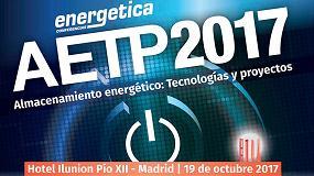 Picture of AETP2017 presenta el avance de su programa de ponencias técnicas