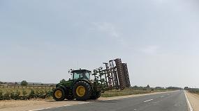 Foto de Los fabricantes apelan a un enfoque basado en hechos y prioridades para reducir los accidentes en carretera con vehículos agrícolas