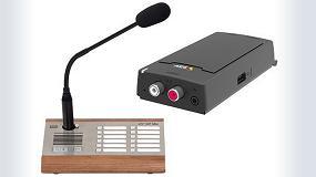 Foto de Axis amplía su oferta de audio en red para sistemas inteligentes de hilo musical y megafonía