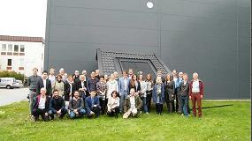 Foto de El Ciemat participa en una reunión internacional para la integración de la fotovoltaica en edificios