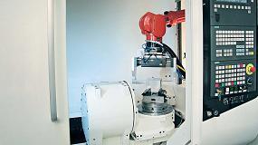 Foto de Siemens simplifica el control de las tareas de mecanizado de los robots