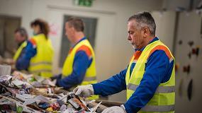 Foto de La industria del reciclaje de papel y cartón creará más de mil empleos verdes en 2018, según Repacar