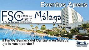 Foto de Apecs celebra el II Fin de Semana del Cerrajero en Málaga