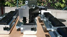 Foto de Metalmaq instala bridas neumáticas para pasar del sistema Promecam al sistema Trumpf-Wila