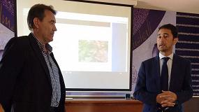 Picture of Almacelles e Incasòl presentan la comercialización de 4 ha de suelo industrial