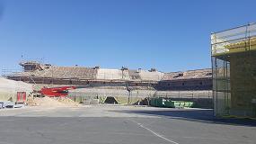 Foto de Rehabilitación del Parador de Toledo con el sistema SATE de Cubierta Onduline