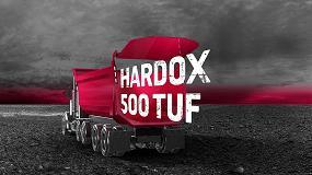 Foto de Nueva generación de chapa antidesgaste Hardox para cajas basculantes, palas y contenedores