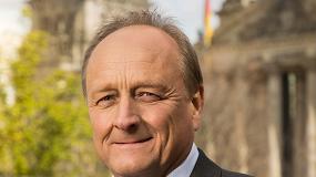 Foto de El alemán Joachim Rukwied, nuevo presidente de Copa