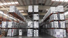 Foto de El Grupo Moldtrans abre un nuevo almacén logístico en la Comunidad Valenciana