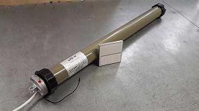 Foto de Nuevo motor BGM140-RX para toldos grandes de BGM