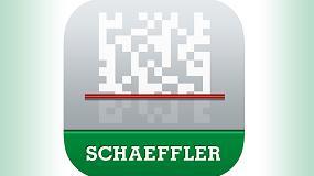 Foto de Seguridad al comprar rodamientos gracias a la aplicación OriginCheck de Schaeffler