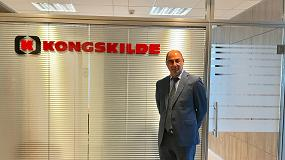 Foto de Nuevo responsable de ventas y marketing de Kongskilde para España y Portugal