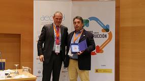 Picture of Grupo Hermanos Benítez y SMH Products, ganadores de los Premios de descontaminación 2017