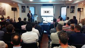 Foto de Daikin presenta sus soluciones de climatización en el Santiago Bernabéu de la mano de su distribuidor Tu Clima