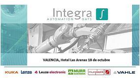 Foto de Valencia acoge una nueva edición del Integra Automation Day