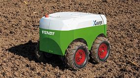 Foto de El sistema robótico de siembra y documentación exacta de Fendt pasa a llamarse Xaver