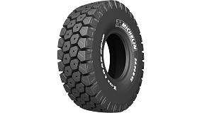 Foto de Michelin presenta su nueva generación de neumáticos para dúmperes rígidos