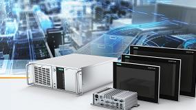 Foto de Siemens lanza sus PCs básicos para la industria 4.0