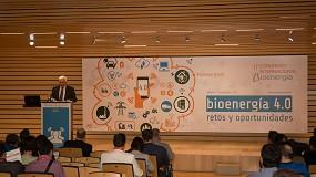 Foto de La digitalización del sector centra el XI Congreso Internacional de Bioenergía