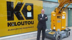 Foto de Kiloutou prosigue su expansión en España con la adquisición de CTC de Maquinaria S.A.