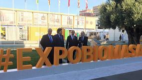 Foto de Forae analiza cómo mejorar nuestros edificios en Expobiomasa 2017