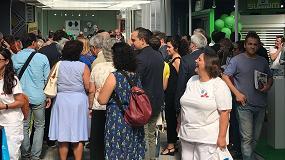 Foto de Casi 10.000 madrileños visitaron Rehabitar Madrid 2017