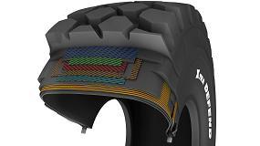 Foto de Michelin presenta un nuevo neumático para dumpers articulados