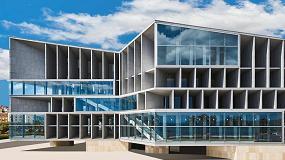 Foto de Francisco Mangado proyecta con fachadas Wicona el nuevo Palacio de Congresos de Palma de Mallorca