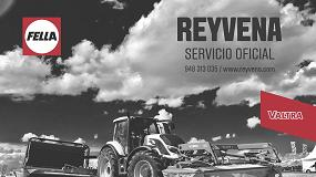 Foto de Reyvena Serviteco organiza una demostración en Navarra con tractores Valtra e implementos Fella