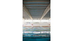 Foto de El Club de Natación Tarraco ahorra energía con los paneles aislantes Isopan