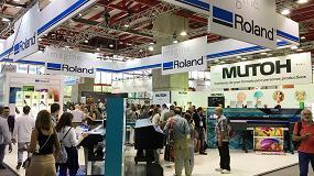 Foto de Roland DG Iberia presentó en C!Print 2017 la última tecnología de impresión para nuevos mercados emergentes