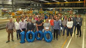 Foto de Veka Ibérica celebra los 1.000 días sin accidentes laborales