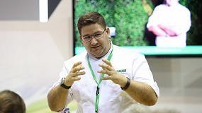 Foto de El chef 2 Estrellas Michelin Dani García demuestra que la química hace de la cocina el 'laboratorio gastronómico' del siglo XXI