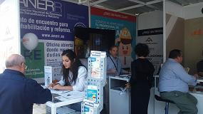 Foto de Anerr y el Colegio de Aparejadores de Madrid concluyen con éxito su participación en Rehabitar Madrid