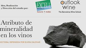 Foto de Cum Laude de la Universidad de Enología de Logroño para Laboratorios Excell-Ibérica y Outlook Wine