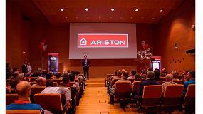 Foto de Ariston presenta sus novedades en el Palacio Euskalduna de Bilbao