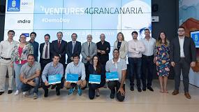 Foto de Entregados los premios del reto 'Ventures4GranCanaria'