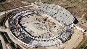 Picture of Ulma participa en el recién inaugurado estadio Wanda Metropolitano en Madrid