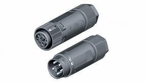 Fotografia de Conectores Wieland RST Mini: diseño compacto con el máximo grado de protección IP