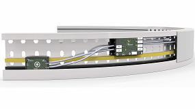 Foto de Módulo de accionamiento para variadores SEW para el montaje en el canal de cables