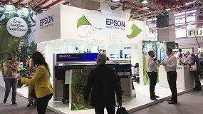 Foto de Epson presenta en C!Print 'Epson by Ion Fiz', su apuesta definitiva por la impresión digital textil