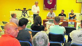 """Foto de Una jornada técnica en Segovia concluye que """"los drones se han convertido en los tractores del aire"""""""