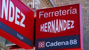 Foto de Ferretería Hernández inaugura en Galapagar (Madrid) su cuarto negocio