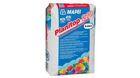 Foto de Mapei potencia la presencia de Planitop 210 en el mercado