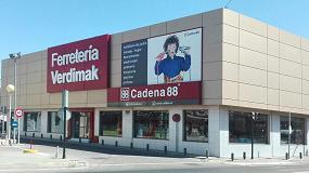 Foto de Ferretería Verdimak de Cadena 88 se traslada y amplía sus instalaciones