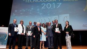 Foto de La Fundación Tecnología y Salud, en su X Aniversario, entrega los 'Premios Tecnología y Salud 2017'