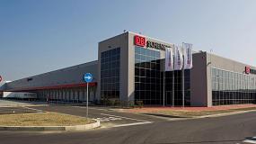 Foto de DB Schenker inaugura un nuevo centro logístico en Italia