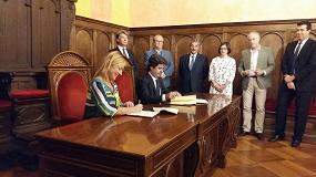 Foto de Huesca 'da un paso decisivo en su apuesta por el hidrógeno'